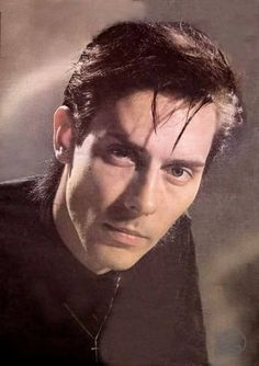 Most want someone muscular, funny, rich, blonde, of something else that's super ordinary. But me...I just want the skeleton-skinny, weird as hell, post punk mastermind known as Peter Murphy. That's all I want.