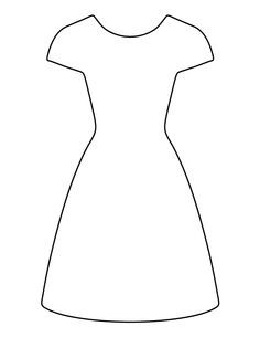 clothes outline template thevillas co