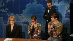 Watch SNL40: Weekend Update with Tina Fey, Amy Poehler and Jane Curtin From Saturday Night Live - NBC.com