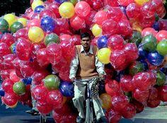 Lucknow, Indien, Febr 2006