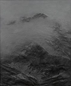 zwischen himmel und erde, nr. 1, 2007, 120x100 cm, oil on canvas