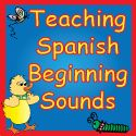 Teaching Beginning Spanish Sounds  Great site for dual language and bilingual teachers