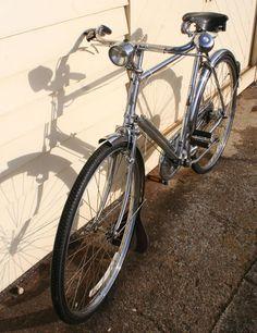 1978 Raleigh All-Chrome'Boss Bike'