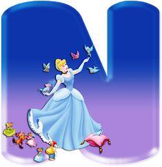 Disney Princess Birthday Party, Cinderella Party, Flower Letters, Monogram Letters, Tumblr Wallpaper, Disney Wallpaper, Scrapbook Da Disney, Tiana Disney, Superman 1