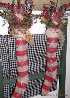 The Prim `n` Proper Shoppe: LOVE Is In The Air! ~Inspired Valentines Stockings~