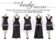 """Roaman's® Perfects Fit by Body™ Dress Shape Guide for Plus Size Women: This Spring…""""It's All About You"""" Curvy Fashion, Plus Size Fashion, Fashion Beauty, Womens Fashion, Dress Body Type, Apple Body Shapes, Look Blazer, Mode Plus, Dress Shapes"""