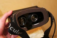 Oculus Rift: deep inside the immersive, disorienting virtual reality gaming experience