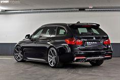 F31 BMW 3-Series on VMR 706 Wheels