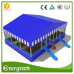 Wholesale superior quality castle trampoline tent