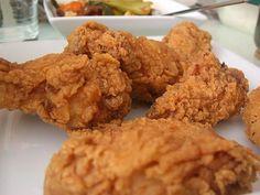 Recette du poulet KFC original non piquant - Recette Américaine