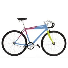 PUMA Mopion Bike by KiBiSi and Biomega  #Bike #Bicycle