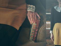 pretty books & that lace collar