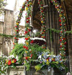 L'ou com balla a la Catedral de Barcelona,  festa per Corpus, Barcelona Catalunya