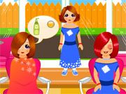 Free Online Girl Games, You bought your own hair salon and now its time to start customizing some hair styles!  Play Hair Stylist and see how many customers you can help throughout the day!  Make sure you don't make your customers wait, or they'll get impatient and leave!, #hair #stylist #salon #decorating #dressup #girl #style