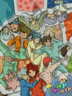 Tout le monde dort
