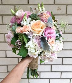 Wedding Bouquet Gallery – WEEKLY BLOOMS | Sydney Flower subscription, Flower Bar & Wedding Blooms