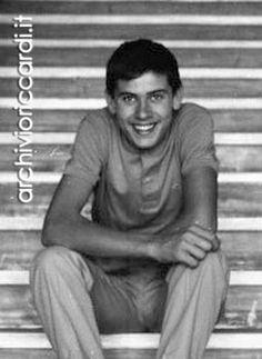 Gianni Morandi - Foto Carlo Riccardi © Archivio Riccardi