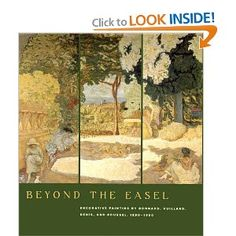 beyond the easel