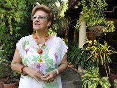 La abogada panameña Esmeralda de Troitiño, elegida Comisionada en la Comisión Interamericana de Derechos Humanos, OEA.