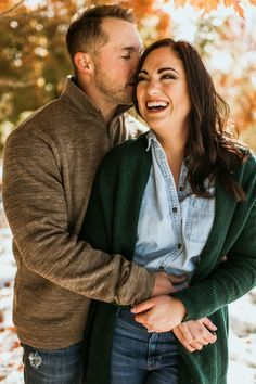 Engagement Couple, Engagement Session, Fall Couple Pictures, Fall Family Portraits, Peoria Illinois, Outdoor Couple, Maui Wedding Photographer, Picture Outfits, Engagement Photo Inspiration