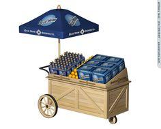 blue-moon-wood-cart-display