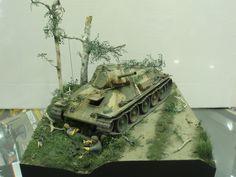 Dioramas militaires 1/35