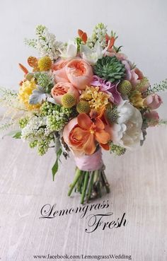 Ideas For Diy Wedding Bouquet Bridesmaid Brides Diy Wedding Bouquet, Diy Wedding Flowers, Bride Bouquets, Floral Bouquets, Floral Wedding, Bridesmaid Flowers, Diy Flowers, Bridesmaid Dresses, Wedding Ideas