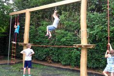 outdoor playsets for older kids - Google Search