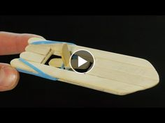 Kids Discover Make a DIY Wooden Paddle Boat powered by an elastic rubber band. Use lollipop st Popsicle Stick Boat Popsicle Stick Crafts Craft Stick Crafts Science Projects For Kids Fun Crafts For Kids Diy For Kids Make A Boat Diy Boat Rubber Band Gun Science Projects For Kids, Fun Crafts For Kids, Science For Kids, Diy For Kids, Make A Boat, Diy Boat, Popsicle Stick Crafts, Craft Stick Crafts, Diy Projects With Popsicle Sticks