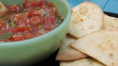 Keep it fresh by mixing fresh chopped tomatoes, onion, bell pepper, and cilantro with lime juice for a quick and simple salsa.