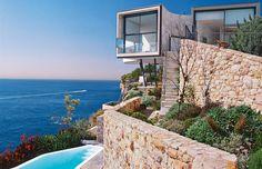 Holman House es el nombre de esta vivienda situada en la ciudad australiana de Sidney y proyectada por Durbach Block Architects