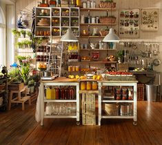 Attirant Terrific Canning Kitchen Design Contemporary   Ideas House Design .