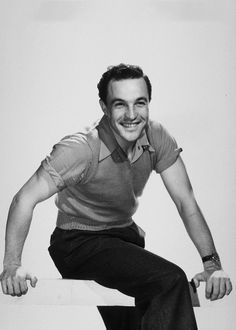 Gene Kelly, 1940s  Can not say enough about his dancing. He could do everything, even did his own stunts.