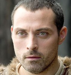 Unconventionally sexy Rufus Sewell