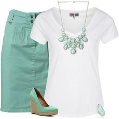 Teal#6, created by samanthahac on Polyvore
