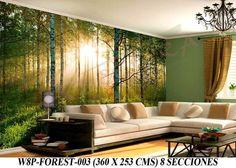 foto murales decorativos importados alta definición 8 modulo