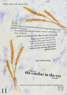 J. D. Salinger, Catcher in the Rye