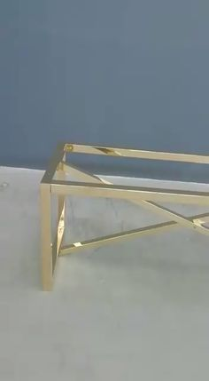 Custom Made Awesome Brass Dining Table Base For Reclaimed Wood , Glass and Marble Table Tops Glass Wood Table, Glass Dinning Table, Metal Base Dining Table, Metal Table Legs, Dining Table Design, Coffee Table Design, Coffee Table Furniture, Marble Top Dining Table, Dining Table Legs