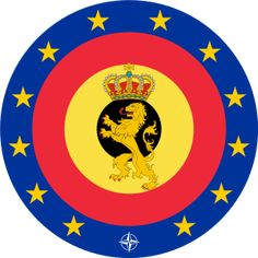 Coats of arms of Belgium Military Forces.svg