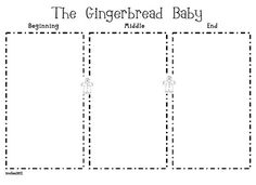 Gingerbread Baby flow map