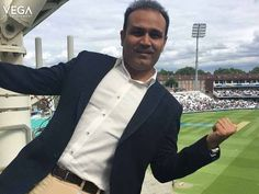 Vega Entertainment Wishes a Very Happy Birthday to Indian Cricketer #VirenderSehwag #Virender #Sehwag #Birthday #October20 #Cricketer #Vega #Entertainment #VeganEntertainment