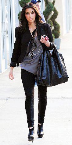 kardashian fashion | StyleWatch Special Kim Kardashian's Style Secrets