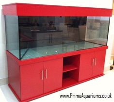 Tropical and marine, small and large aquariums manufactured here in the UK. Visit our website for more info and photos.