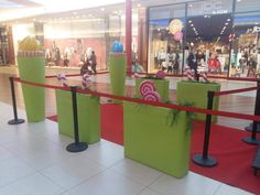 Otium murus & olla135 @ waasland shoppingcenter