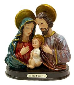 "Our Lady of Lourdes Saint Virgin Mary Statue Nativity Figure 12/"" 30.5cm"