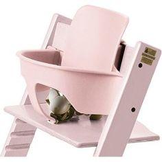 Stokke tripp trapp baby set pink
