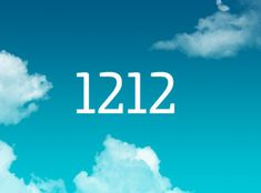 Number 1212 is a compilation of the energies of number 1 (appearing twice, amplifying its vibrations), and the attributes of number 2 (also appearing twice, magnifying its influences). Number 1 instills the attributes of creation and new beginnings, courage, attainment and inspiration, self-leadership, assertiveness and initiative. - http://sacredscribesangelnumbers.blogspot.ro/2012/09/angel-number-1212.html