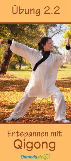Qigong. Kurs 2, Übung 2: Greifen nach den Sternen (Bildquelle: istock) Fitness Transformation, Sport Fitness, Yoga Fitness, Tai Chi Qigong, Motivational Photos, Mental And Emotional Health, Cool Yoga Poses, Anti Stress, Aikido