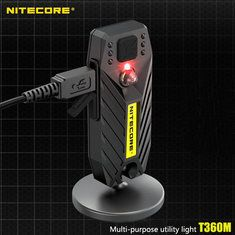 THE NITECORE T360M WITH A MAGNETIC BASE. USB RECHARGEABLE AND THREE LIGHTING MODES.  http://www.banggood.com/Nitecore-T360M-45LM-Magnetic-USB-Rechargeable-LED-Work-Light-p-1096973.html?p=UD02118312398201701E