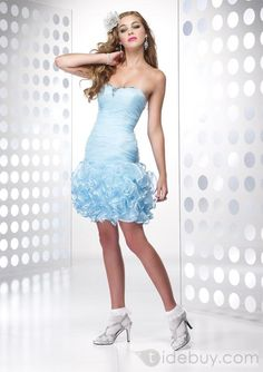Teen a pageant dresses line
